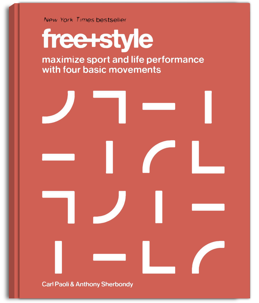 free+style book by Carl Paoli
