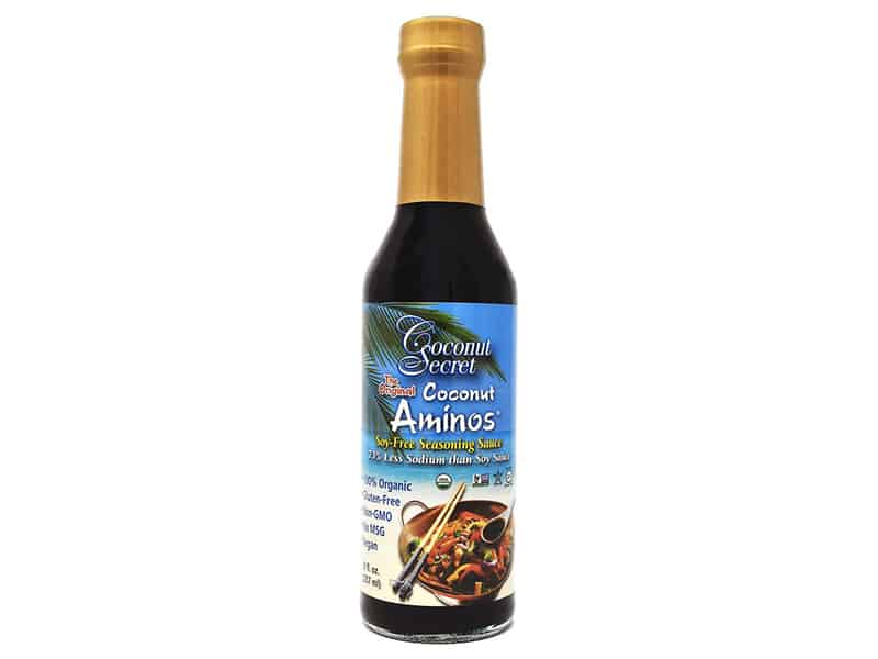 Coconut Secret Coconut Aminos Sauce