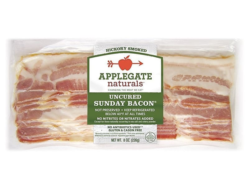 Applegate Farms Sunday Bacon
