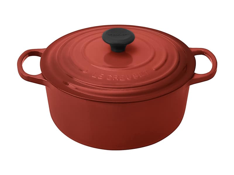 Le Creuset Signature Enameled Cast-Iron