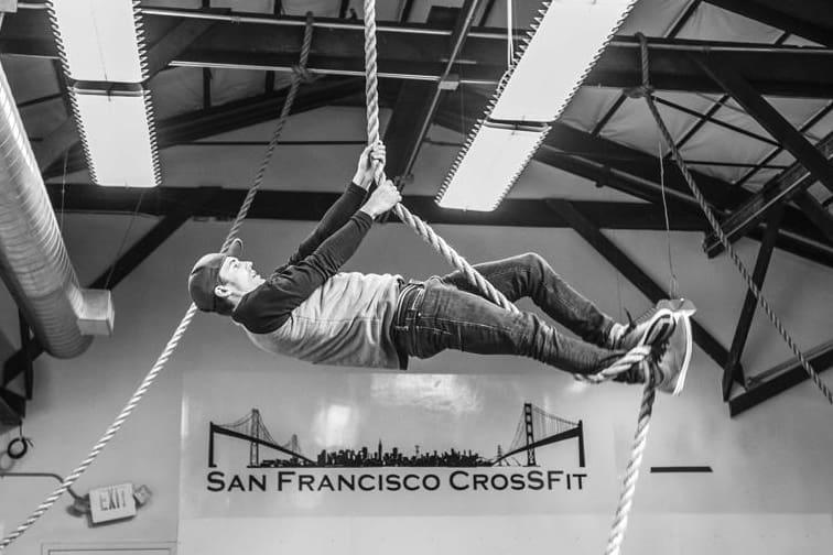 rope climb skill transfer 2