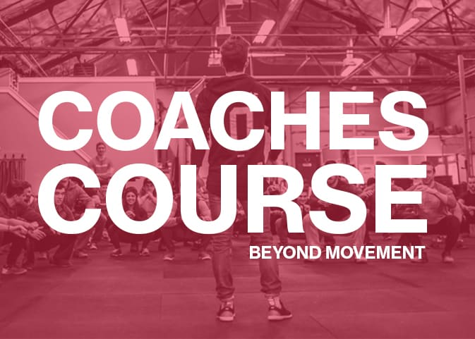 coaches course banner