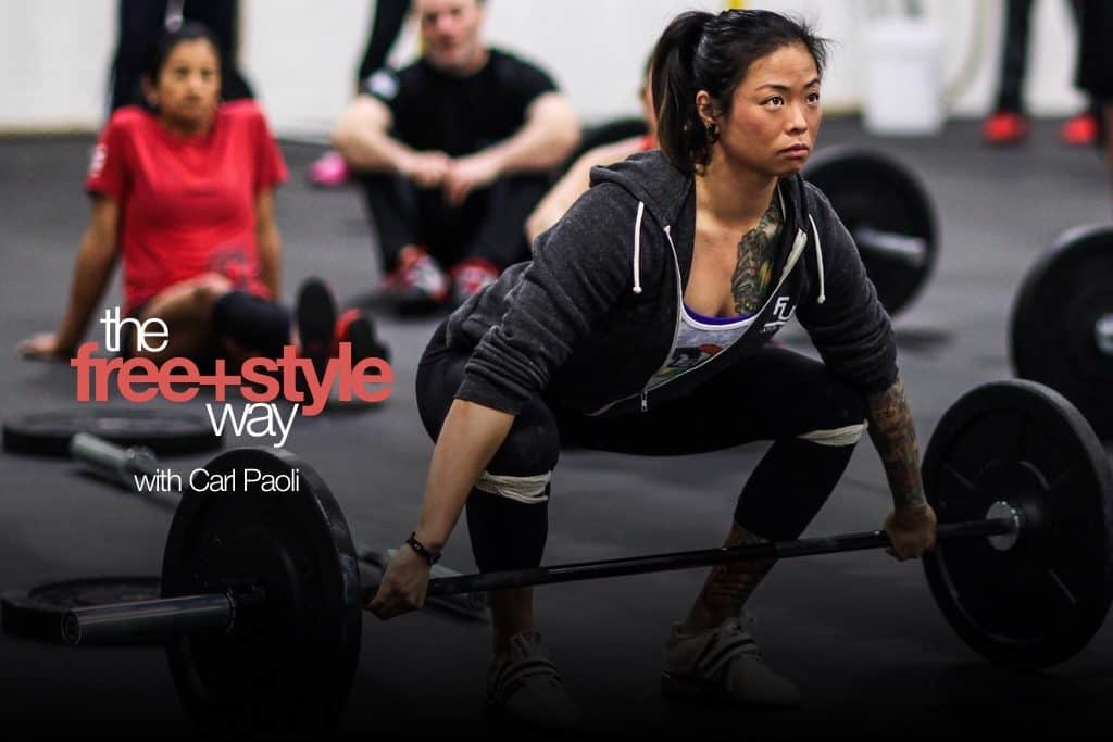 Freestyle Way Podcast - Diane Fu