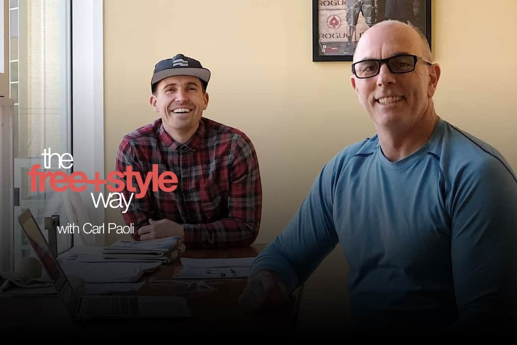 Freestyle Way Podcast - Tom Reid